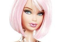 Pink Barbie!