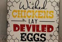 Eggcited! / by Kathy Hendrix