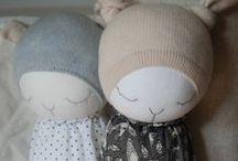 Crafty: Sock Toys / Use those socks!! / by Claudia Martin