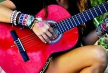 ✭ Woman & Guitar ✭