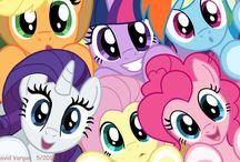 My Little Pony: Friendship is Magic / My Little Pony~ My Little Pony... Ahhhhhhhhhhhhhhhh! / by Noelle Noland O.o