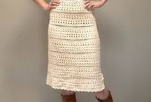 Crochet + Crochet: Clothes / Things you can actually wear if your under 70! / by Claudia Martin