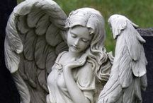 Angels and Statues
