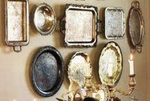 Tarnished platters