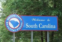south carolina / by Earle'Dorothy Stone