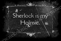 Sherlockian stuff