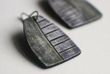 Jewelry: Polymer Clay / by Claudia Martin