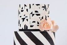 TREND | Geometric Weddings / by Gigi's Cupcakes
