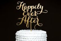 CAKE | Wedding Toppers