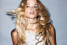 Gabriella Wilde / Supermodel and actress of the future / by Drew Denny