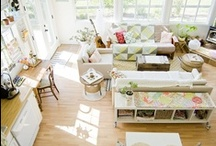 ♡ Living Room Inspiration ♡ / Living Room design inspiration and ideas