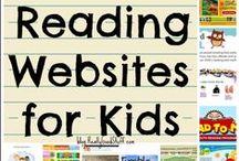 Books Online / Websites to find books online.  / by Shannon McClintock Miller
