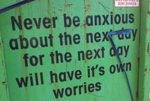 Powerful Words / by Sarah Schultz