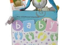Baby Gift Ideas / Some great gift ideas for newborn babies and baby showers. / by What A Jewel
