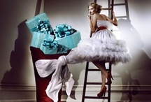 A Tiffany Blue Christmas / by Debbie Hill