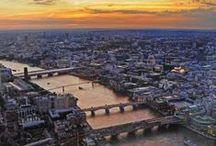 London, beautiful London / by Cat Man Du