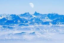 Majestic Mountains / by Cat Man Du