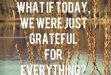 Gratitude / by Tracy Smith