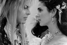 ❥  How You Turn My World You Precious Thing..... ❥ / Everything Labyrinth-related. My all-time favourite childhood films. I listen to the soundtrack regularly and watch every couple of months......I wanted to live in the Labyrinth as a child and never quite left it....