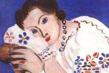Matisse/Cezanne/Van Gogh / Henri Matisse Paul Cezanne Vincent Van Gogh / by Polly McCord