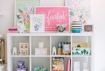 Pop-Up Shop Decor Inspiration / Need a little inspiration to design your pop-up shop? Check out some of our favorite decor ideas.