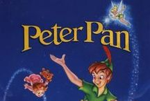 PETER PAN 1953 + 2003 / by Marie Cuevas