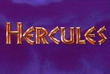 HERCULES, 1997 / The son of the Greek Gods Zeus and Hera is stripped of his immortality as an infant and must become a true hero in order to reclaim it.  DIRECTORS: Ron Clements, John Musker WRITERS: Ron Clements (animation screenplay by), John Musker (animation screenplay by);  STARS: Tate Donovan, Susan Egan, James Wood