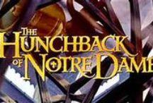 THE HUNCHBACK OF NOTRE DAME,1996+2002 / yahoo.com, imdb.com 1+2,  / by Marie Cuevas