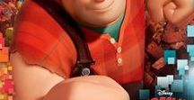 WRECK-IT-RALPH,2012 / A video game villain wants to be a hero and sets out to fulfill his dream, but his quest brings havoc to the whole arcade where he lives.  DIRECTOR: Rich Moore;  WRITERS: Rich Moore (story by), Phil Johnston (story by);  STARS: John C. Reilly, Jack McBrayer, Jane Lynch