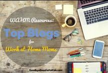 Best of Goodbye Boss, Hello Kids! / Best of blog posts and resources from website for working moms, sahms, and wahms: http://goodbyebosshellokids.com