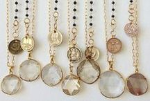lovely jewelry inspiration / by By Wilma