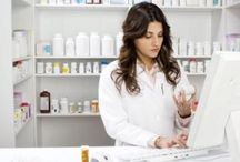 """pharmacy & study tips / """"keep calm and fill on."""" / by Logan Brooke Gilley"""