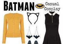 Cosplay / Cosplay ideas, casual cosplay, everyday cosplay #cosplay #geek #nerdy