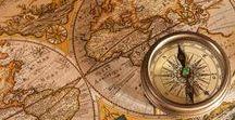 Mapas & Lugares / Geografia em Mapas e Fotos ao longo da História