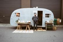 food trailer / by Crystal Lee Garza