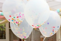 Kids Party Ideas / by Crystal Lee Garza