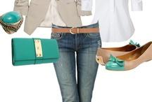 Fashion Inspiration / by Jill Foster