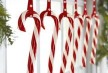 christmas & candy cane
