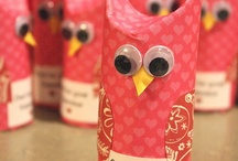 Valentine's Day / Fun, Food and Easy Crafts for Valentine's Day!
