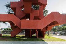 Arquitectura / by Nicolás De Santiago