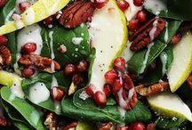 Salads And Salsas / by Linda Gadzinski