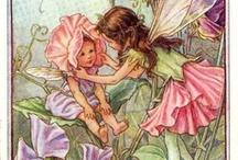 Flower Fairies  ✿⊱╮