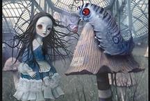 Alice in Wonderland  ✿⊱╮