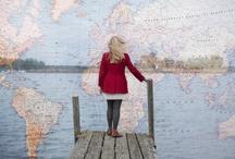 Global Adventure / by Crystal Lee Garza