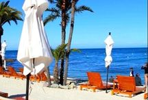 Relaxation / There is no shortage of places to relax on Catalina: the Descanso Beach Club being one of those locations