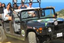 Catalina Land Adventures / From Zip Lining, to Biking, Hiking and Golfing there is an adventure for everyone on the island.