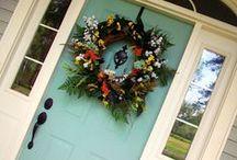 Home: Home Exterior Re-do's / How to take make an okay exterior into a masterpiece.