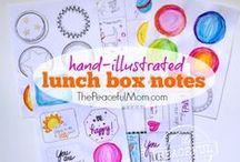 Back To School / Back-to-School help including lunches, planning help, money saving ideas and more!