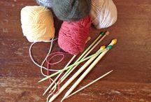 {knit & stitch.} / by Lauren Kilgore