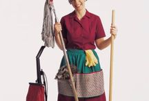 Cleaning / by Shawna Grover